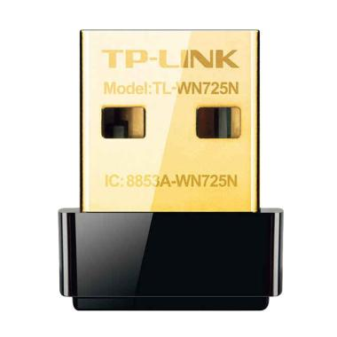 TP-LINK TL-WN725 USB Wifi Dongle Nano Adapter [150 Mbps]