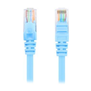 Unitek Y-C809BL LAN Patch UTP Cable CAT.5E With Jacket [1m]