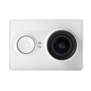 Xiaomi Yi Versi International Action Cam - White