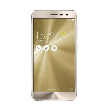 Asus ZenFone 3 ZE552KL Smartphone - Shimmer Gold [64GB/ 4GB]