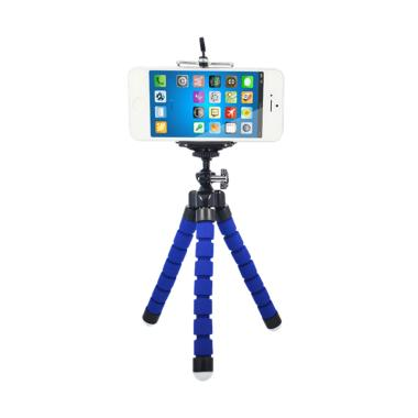 Mine Spider Flexible Tripod Mini With Holder S - Blue