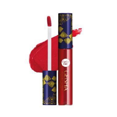 Cathy Doll Hanazakari Geisha Lip Matte - Red Rose