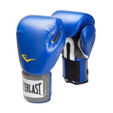 Everlast Pro Style Training Glove - Blue [14 Oz]
