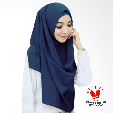 Milyarda Hijab Sella Pashmina Instant - Navy