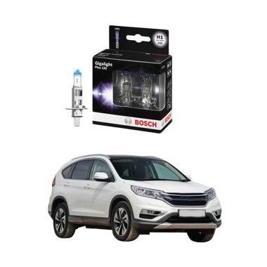Bosch H1 Gigalight Bohlam Lampu Mobil For CR-V 2.0i - Tahun 2007 - 2012