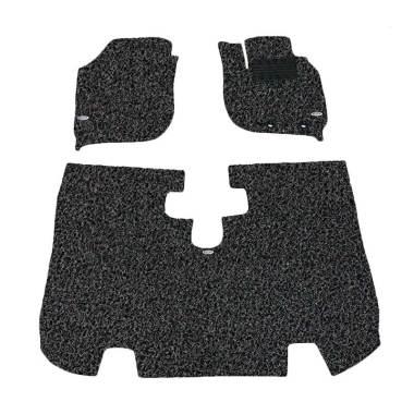 Comfort Carpet Comfort Dluxe for Honda HRV - Light Grey Black