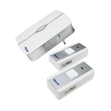 Idealife IL-292 Wireless Door Bell Bel Rumah
