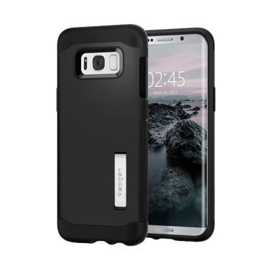Spigen Slim Armor Casing for Galaxy S8 Plus - Black