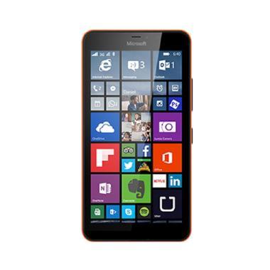 Microsoft Lumia 640 XL Smartphone - Orange [8GB/ 1GB]