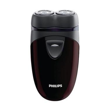 Philips PQ206 Shaver Electric Alat  ... n Jenggot - Silver Coklat