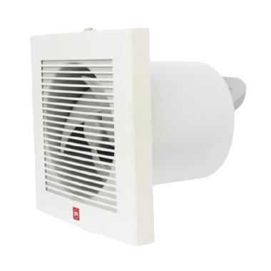 KDK 10EGSA Ceiling Plafon Sirocco Exhaust Fan - Putih [4 Inch]