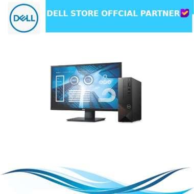harga DELL VOSTRO 3681 SFF ( CI5/10400/8GB/256GB SSD/INTEL HD/WINDOWS 10 SL ) + E2016HV Blibli.com