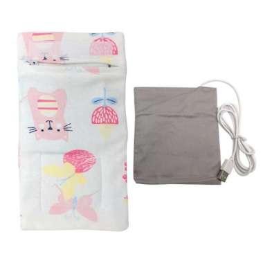 harga Tas Botol Susu Bayi Insulated Portable dengan PemanasKabel USB untuk Semua Ukuran Multicolor Blibli.com