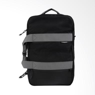Bodypack Chaser 1.0 Trilogic Bag Tas Ransel Pria - Black