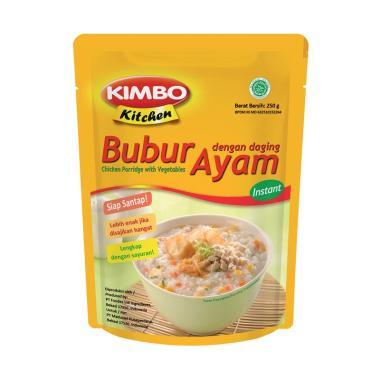 harga KIMBO Kitchen Bubur Ayam Makanan Instan [250 g] Blibli.com