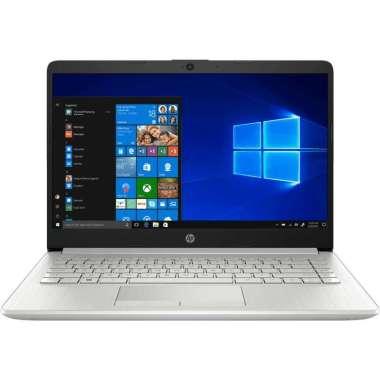 harga HP 14S-CF3018TX/CF3019TX Laptop [Intel Core i5-1035G1/8GB/512GB SSD/Radeon 620 2GB/14 inch/Win10+OHS] silver Blibli.com