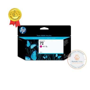 harga HP Tinta Plotter 72 130ml - Magenta magenta Blibli.com