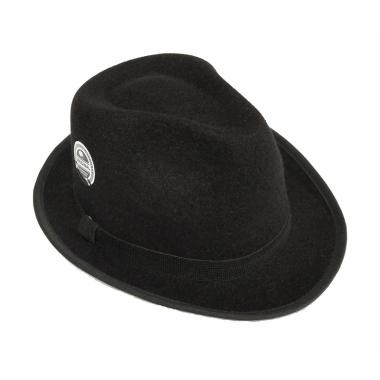 D & D Hat Collection Fedora Hat for Kids ��� Hitam