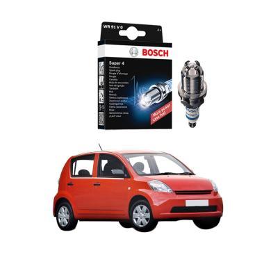 Bosch Super 4 YR78X Busi Mobil for Daihatsu Sirion 1.3