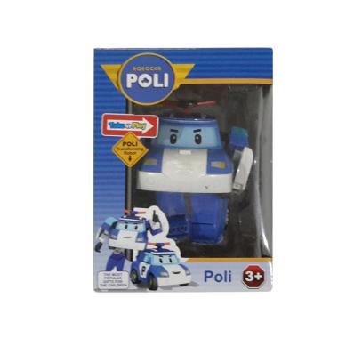CL Kiddos Robocar Poli Robot Police Car Mainan Anak