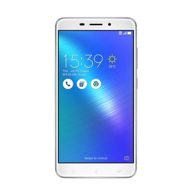 Asus Zenfone 3 Laser ZC551KL Smartphone - Silver [32GB/ 4GB]