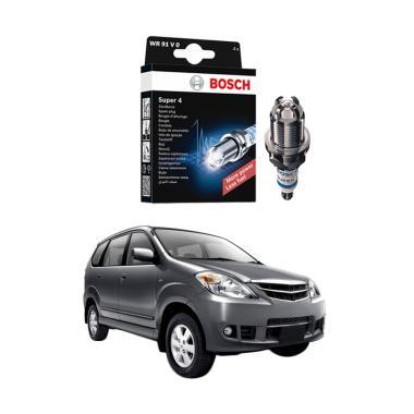 Bosch Super 4 YR78X Busi Mobil for Toyota Avanza 1.5i 2012