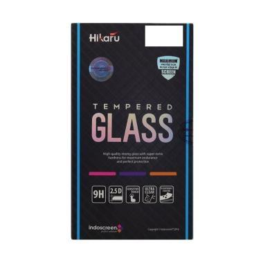 Hikaru Tempered Glass Screen Protec ... ne 7/8 - Clear [Full Set]