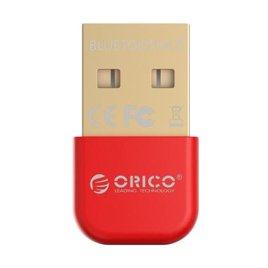ORICO BTA-403 USB Bluetooth Adapter - Merah [Bluettoth 4.0]