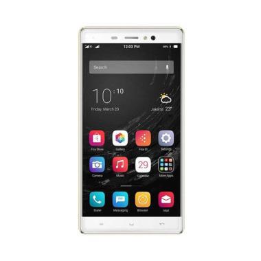 Polytron Zap 6 Posh 4G501 Smartphone - Gold [16GB/2GB]