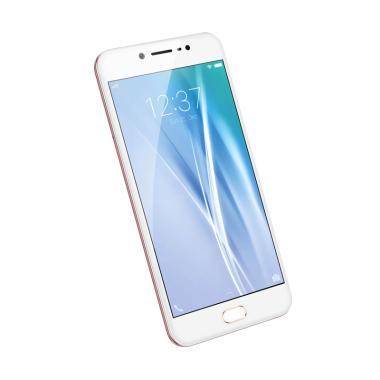 VIVO V5S Smartphone - Rose Gold [64GB/4GB] Free Selfie Stick