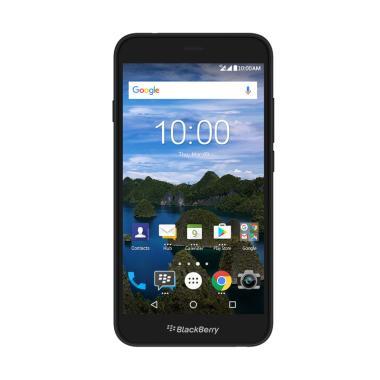 Blackberry Aurora Smartphone - Black [32GB/4GB] Free Bonus