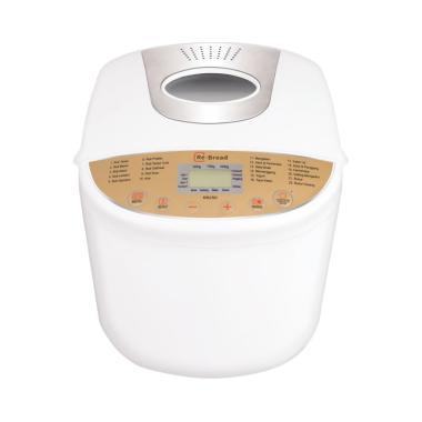 Rebread 250 Automatic Breadmaker - Gold White [495 Watt]