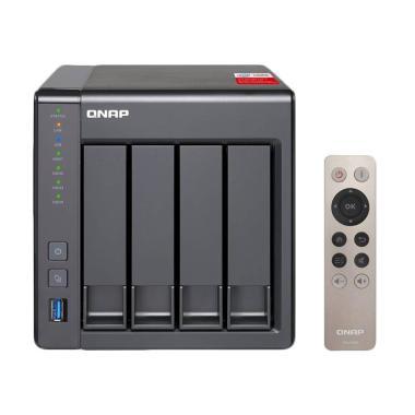 Qnap TS-451+ -2G Diskless 4-Bay Professional Grade NAS [2GB RAM]