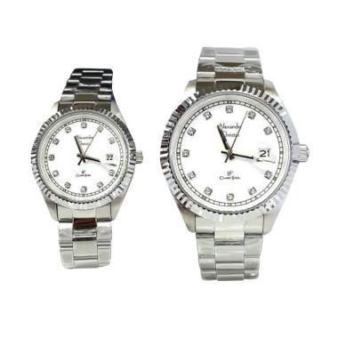 jual jam tangan alexandre christie couple terbaru dan terlengkap ... 4e71a9ac30