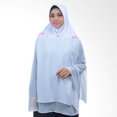 Atteena Hijab Alifa Latifah Jilbab Instant - Putih