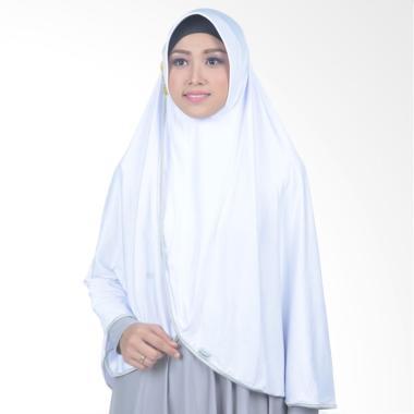 Atteena Hijab Aulia Navilla Jilbab Instan - Putih
