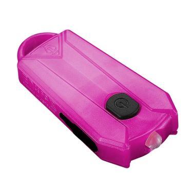 JETBeam E0 Keylight LED Senter Mini - Purple [50 Lumens]