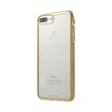Mercury Ring 2 Casing for Iphone 7 4.7 Inch - List Gold