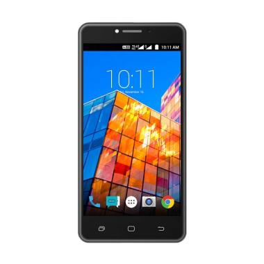 Smartfren Andromax L Smartphone - Hitam [4G LTE]