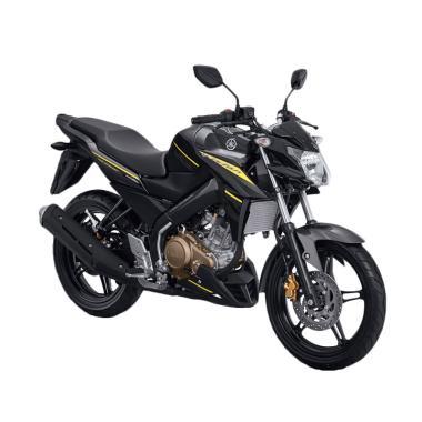 Yamaha Vixion Advance Sepeda Motor - Hitam [OTR Bogor]