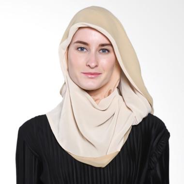 Tatuis Damour 060 Jilbab Instant - Gold Broken White