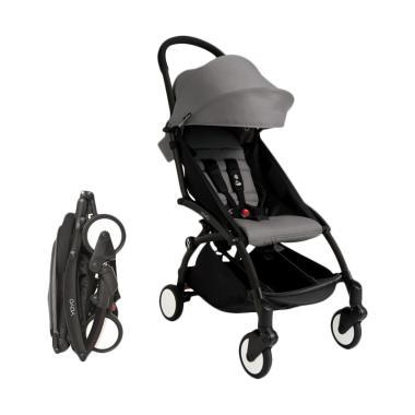 Babyzen Yoyo Stroller - Black Grey [6 M+]