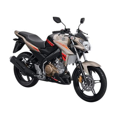 Yamaha New Vixion Sepeda Motor - Advance Hustle Gold