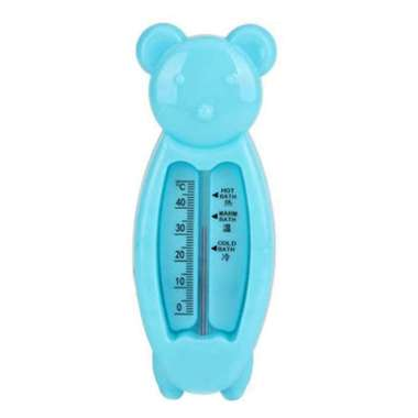 harga Tokobabyshop Termometer Suhu Air Mandi Bayi Thermometer Pengukur Air Panas [1pcs] BLUE Blibli.com