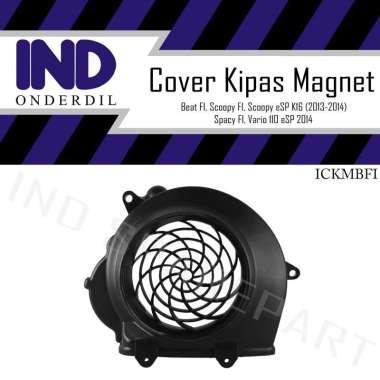 harga IND Onderdil Pelindung Kipas Magnet Mesin Motor for Vario 110 eSP/ New FI/ F1 2014 HItam Blibli.com