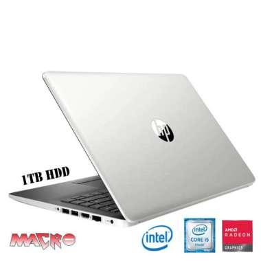 harga Hp14s-cf3020tx[Silver]/cf3021tx[Gold] Laptop [i5-1035G1/4gb/1tb/R620-2GB/win10+OHS2019/Backlight Key ] Silver Blibli.com