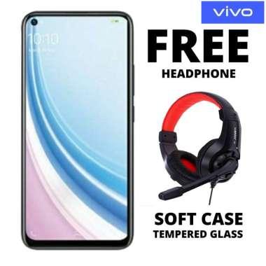 harga Vivo Y50 8-128 GB Free Headphone BLACK Blibli.com
