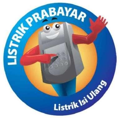 harga Token listrik PLN 20.000 Blibli.com