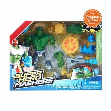 Marvel Avengers Hero Master Hulk Action Figures