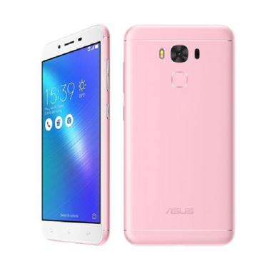 Asus Zenfone 3 Max ZC553KL Smartphone - Rose Pink [32 GB/ 3 GB]